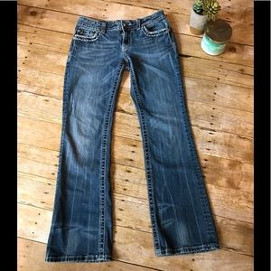 Miss me jeans size 29,boot cut, inseam 31